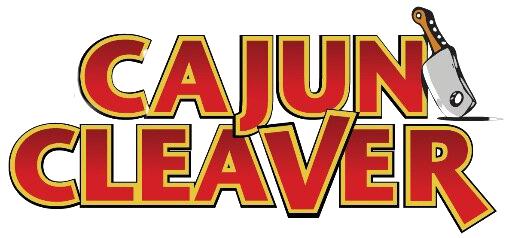 Cajun Cleaver Logo
